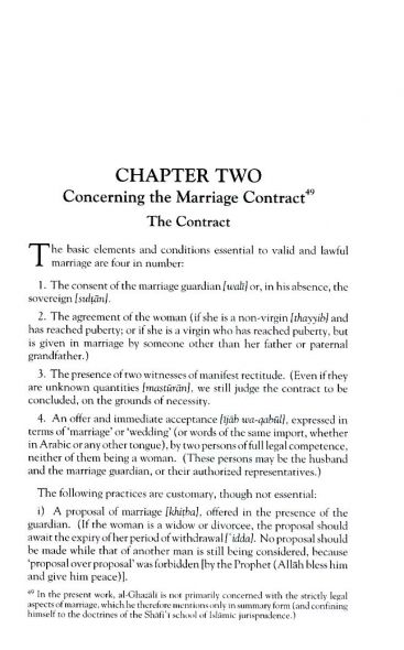 The Proper Conduct of Marriage in Islam (Adab an Nikah)