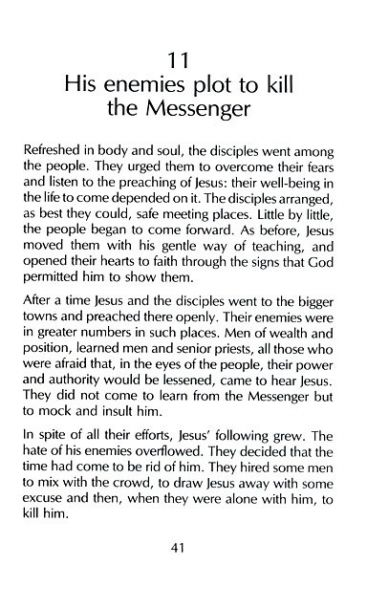 The Great Miracle: The Story of Prophet Isa (Jesus)