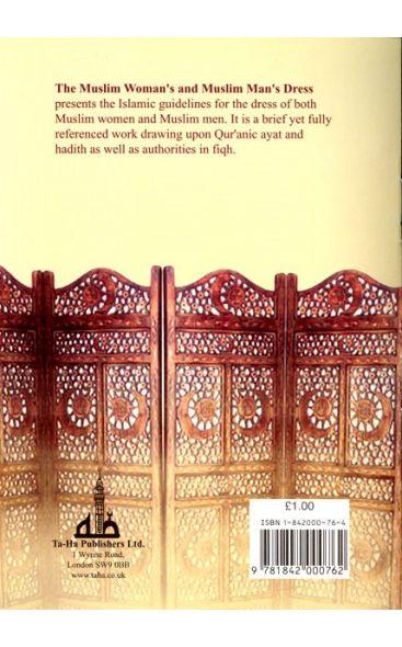 The Muslim Woman's and Muslim Man's Dress