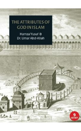 The Attributes of God in Islam (9 audio CD boxed set)