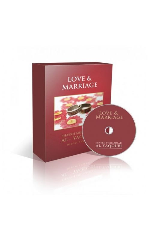 Love and Marriage (Deluxe 5 Audio CD set)