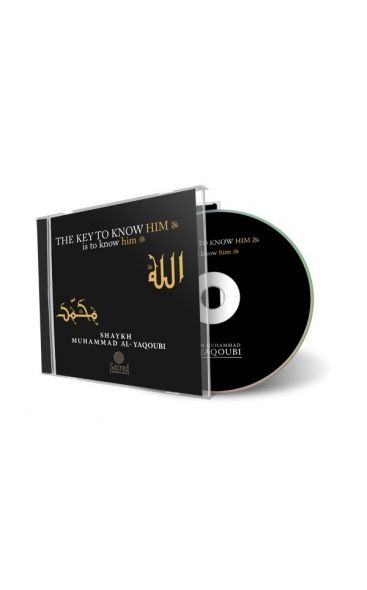 The Key to Know Him... is to Know Him (Audio CD)