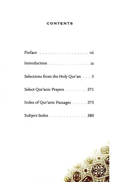 Daily Wisdom : Selections From the Holy Qur'an