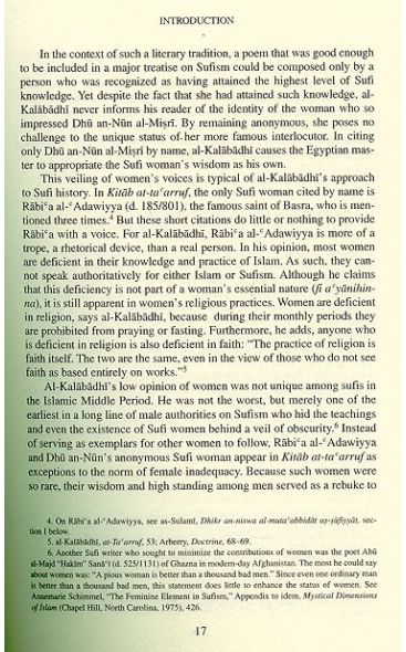 Early Sufi Women