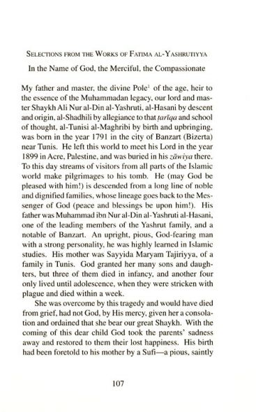 Two Who Attained: Twentieth-Century Sufi Saints