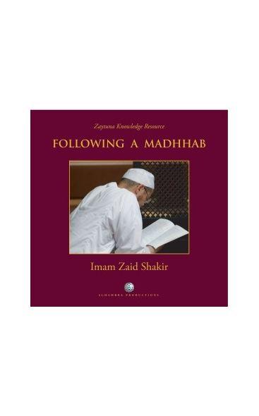 Following a Madhhab