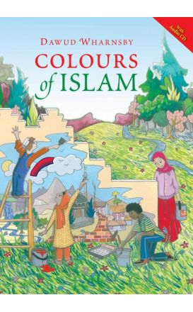Colours of Islam Book + CD