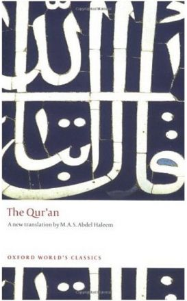 The Qur'an: The new Translation by M.A.S Abdel Hal