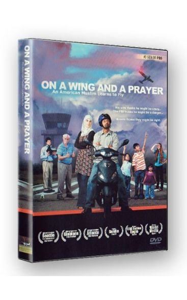 On a Wing and a Prayer: An American Muslim Learns to Fly (DVD)