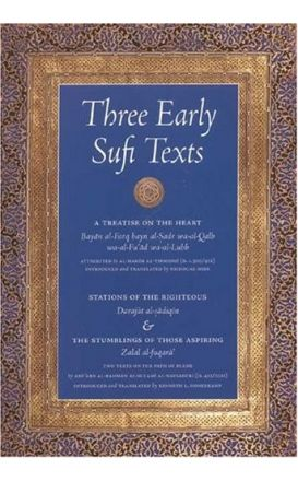 Three Early Sufi Texts