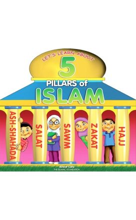 Let's Learn About 5 Pillars of Islam (Board Book)
