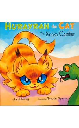 Hurayrah the Cat: The Snake Catcher