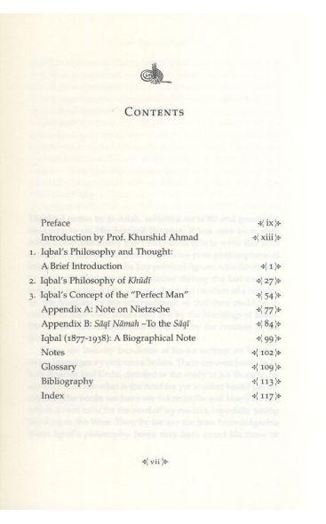 Man and Destiny: Iqbal's Concept of Khudi and Perfect Man