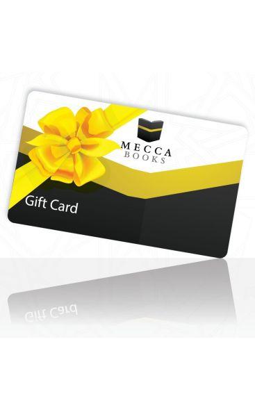 Gift Card - Mecca Books