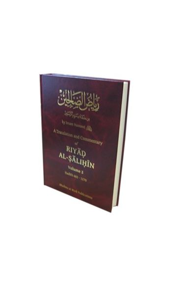 Riyad al-Salihin [English Commentary] Volume 2
