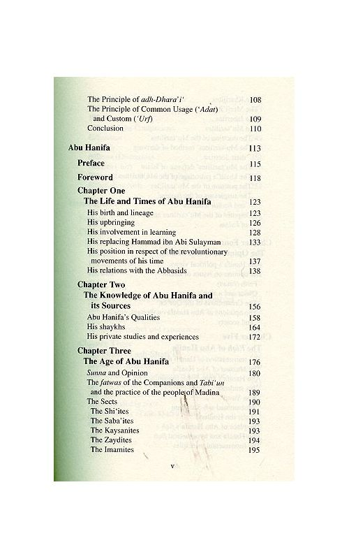 The four imams and their schools pdf