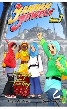 Jannah Jewels Book 7: Triumph In Turkey