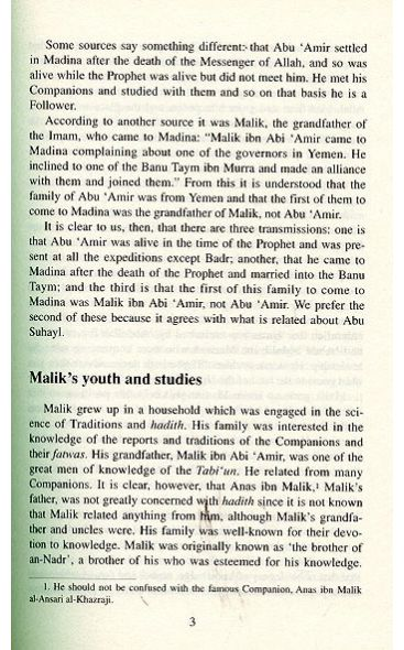 The Four Imams: Their Lives, Works and their Schools of Thought