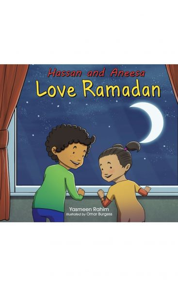 Hassan and Aneesa: Love Ramadan