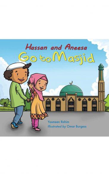 Hassan and Aneesa: Go to Masjid