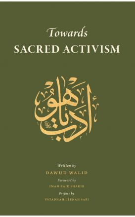 Towards Sacred Activism