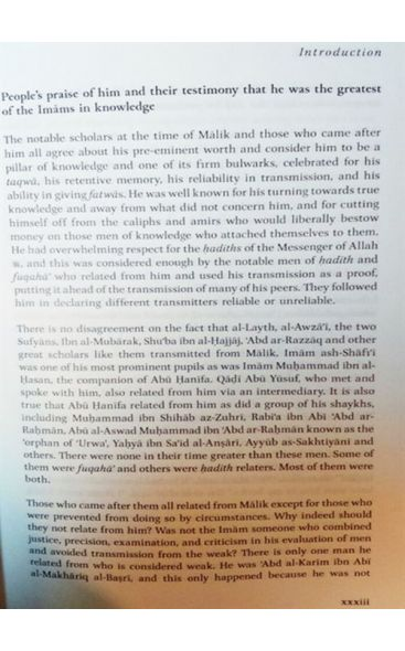 Al-Muwatta' Of Imam Malik Ibn Anas: The First Formulation Of Islamic Law (Revised Edition)