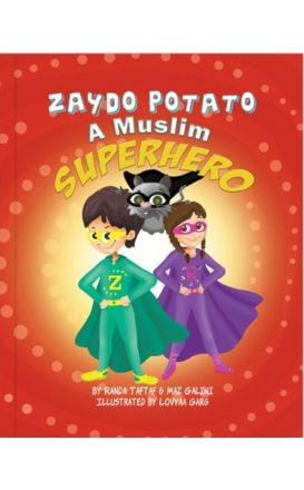 Zaydo Potato: A Muslim Superhero