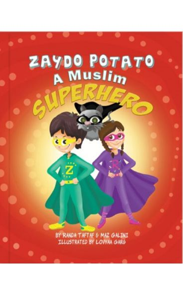 Zaydo Potato: A Muslim Superhero