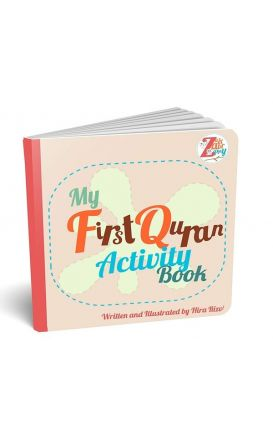 Zair Zabr Play: My First Quran Activity Book