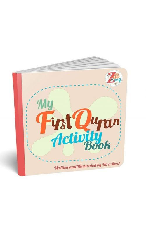 Zair Zabr Play : My First Quran Activity Book: Muslim