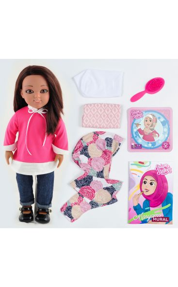 Layla, Maryam and Karima : 3 Doll Bundle