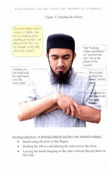 Performing Salah Using the Prophetic Example