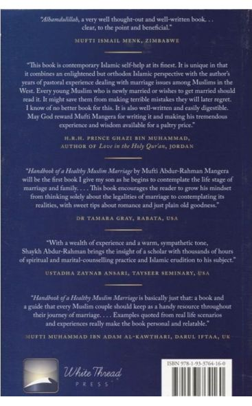 Handbook of A Healthy Muslim Marriage: Unlocking The Secrets To Ultimate Bliss