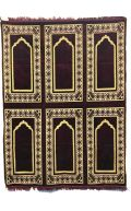 Best Quality Prayer Rug - 6 People Prayer Rug - From Turkey