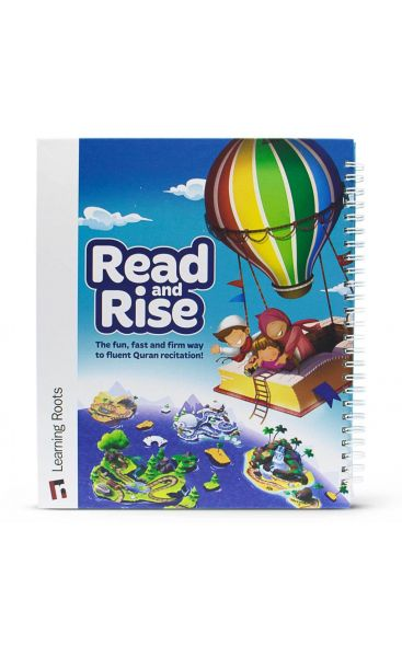 Read And Rise: The Fun And Firm Way To Fluent Quran Recitation!