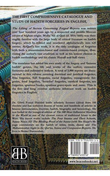 Encyclopedia of Hadith Forgeries: Al-Asrar al-Marfu'a fil-Akhbar al-Mawdu'a